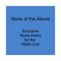 None of the Above (DEMO) cover art