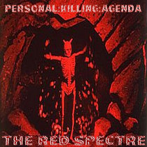 THE RED SPECTRE cover art
