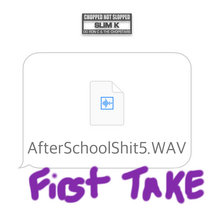 After School Shit 5 Unreleased session cover art
