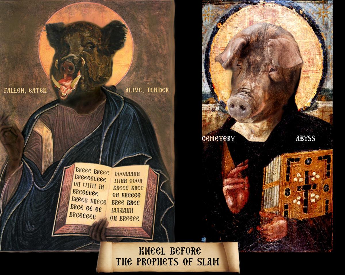 Kneel Before The Prophets Of Slam | Fallen, Eaten Alive, Tender