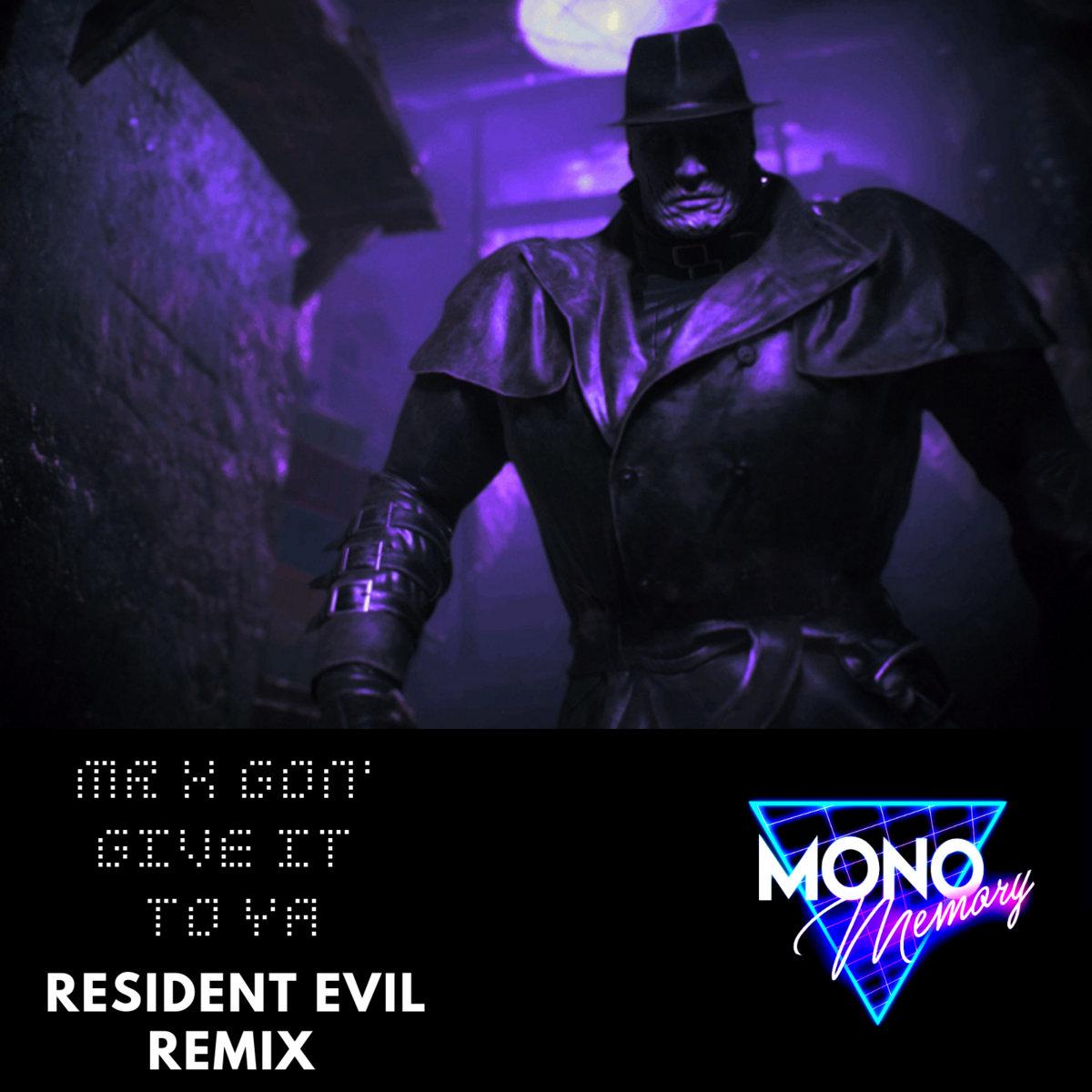 Mr X Gon' Give It To Ya - Resident Evil Remix [Aqua Ring