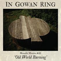 "Moonlit Missive #18: ""Old World Burning"" cover art"