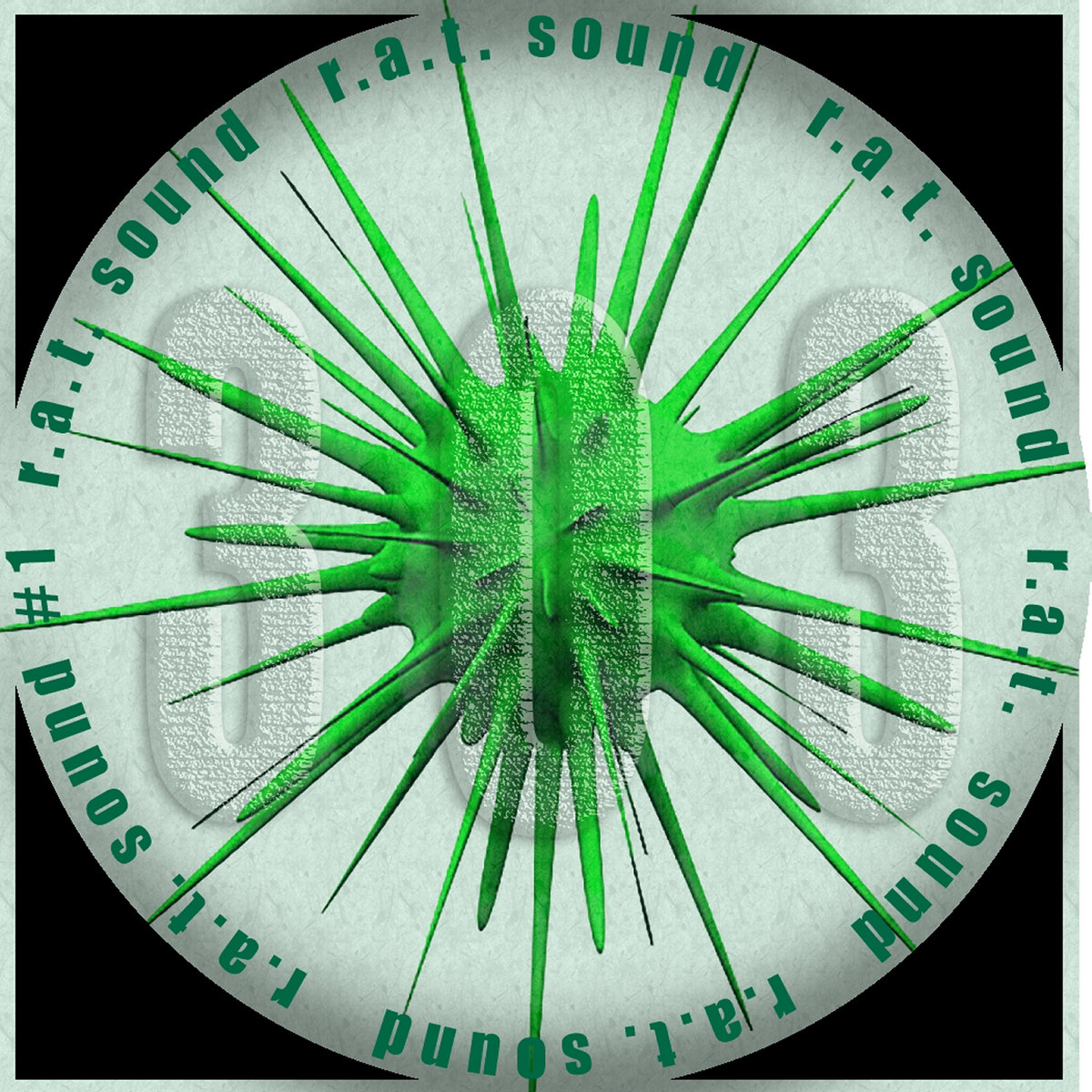 R A T  Sound #1 (Acid Techno / Acid Trance) | Flatlife Records