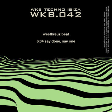 WKB.042 Say Done, Say One main photo