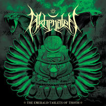 DTT:005 The Emerald Tablets of Thoth cover art