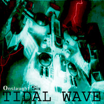 Tidal Wave EP cover art