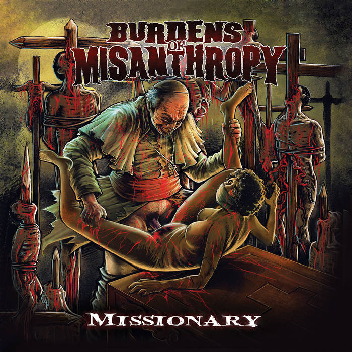 Missionary cover art