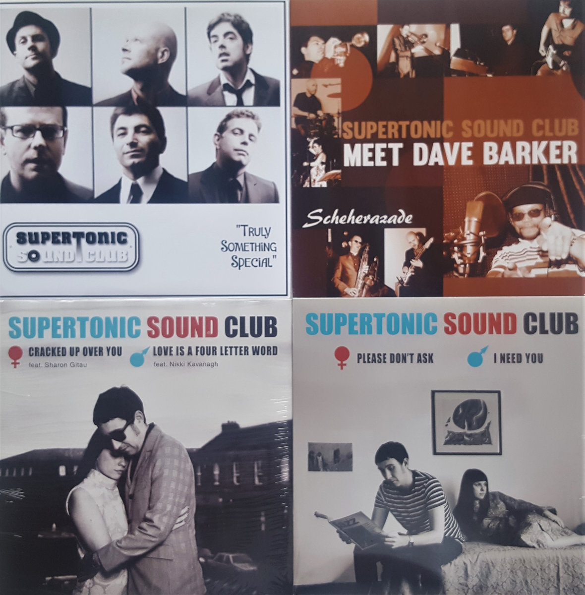 Supertonic 20 Singles Bundle   Supertonic Sound Club