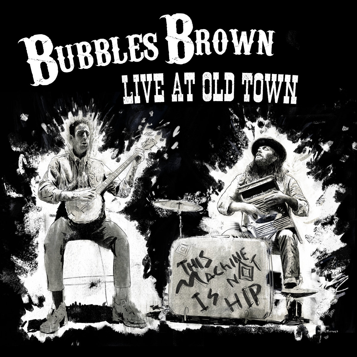 Live At The Old Town School of Folk Music | Bubbles Brown