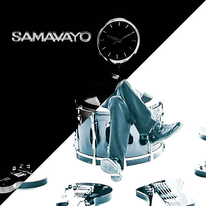 The Lost Album (Unreleased, Download only) | Samavayo