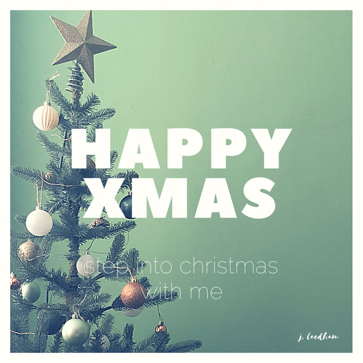 hard candy christmas from happy xmas by j leedham - Hard Candy Christmas