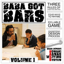 Baba Got BARS vol I cover art