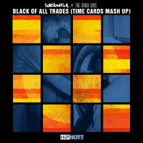 Black of All Trades (Time Cards Mash Up) cover art