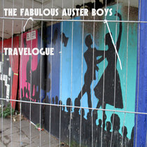 Travelogue cover art