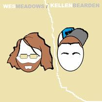 Wes Meadows/Kellen Bearden Split cover art