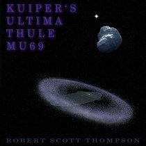 Kuiper's Ultima Thule MU69 cover art