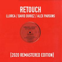 [BR074] - JohnWaynes - Retouch (Llorca / Alex Parsons / David Duriez Remixes) [2020 Remastered Edition] cover art