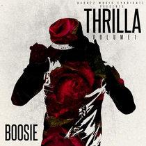Boosie Badazz - Thrilla Vol1 cover art