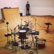 Contact Drumming cover art