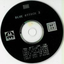 (Blue Attack Records 2) SP 23 / Unit Moebius cover art