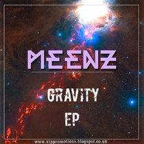 Meenz - Gravity EP cover art