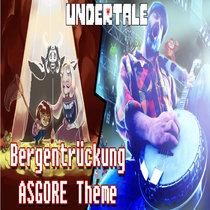 Undertale - Asgore cover art