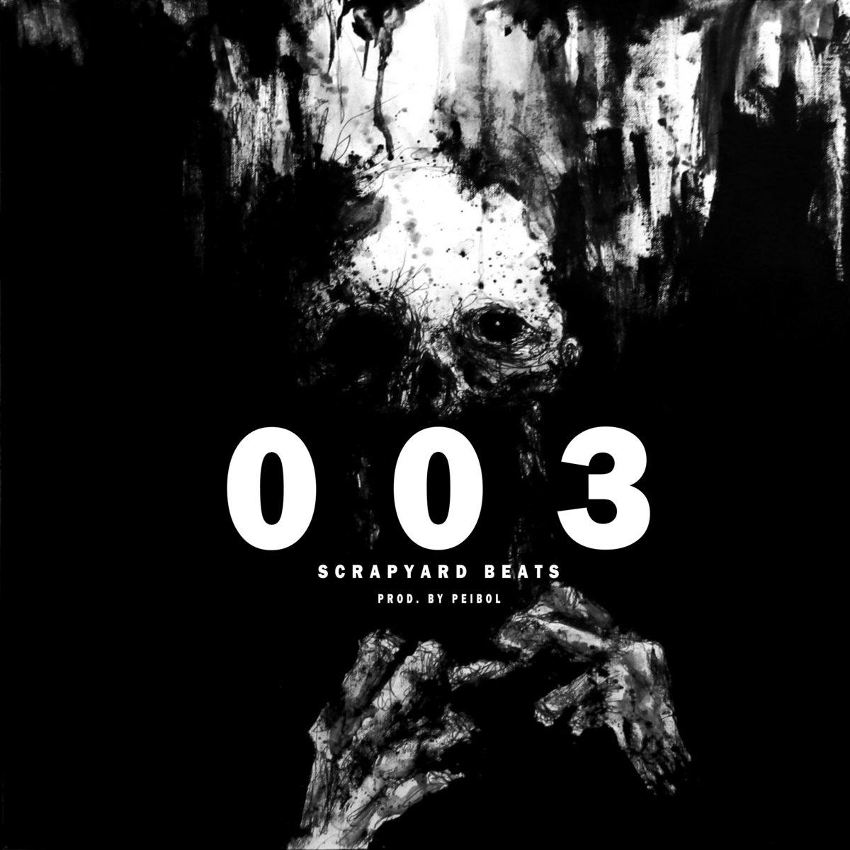 Bass Trap Beat / Guitar Rap Beat Instrumental / 003 ( Prod