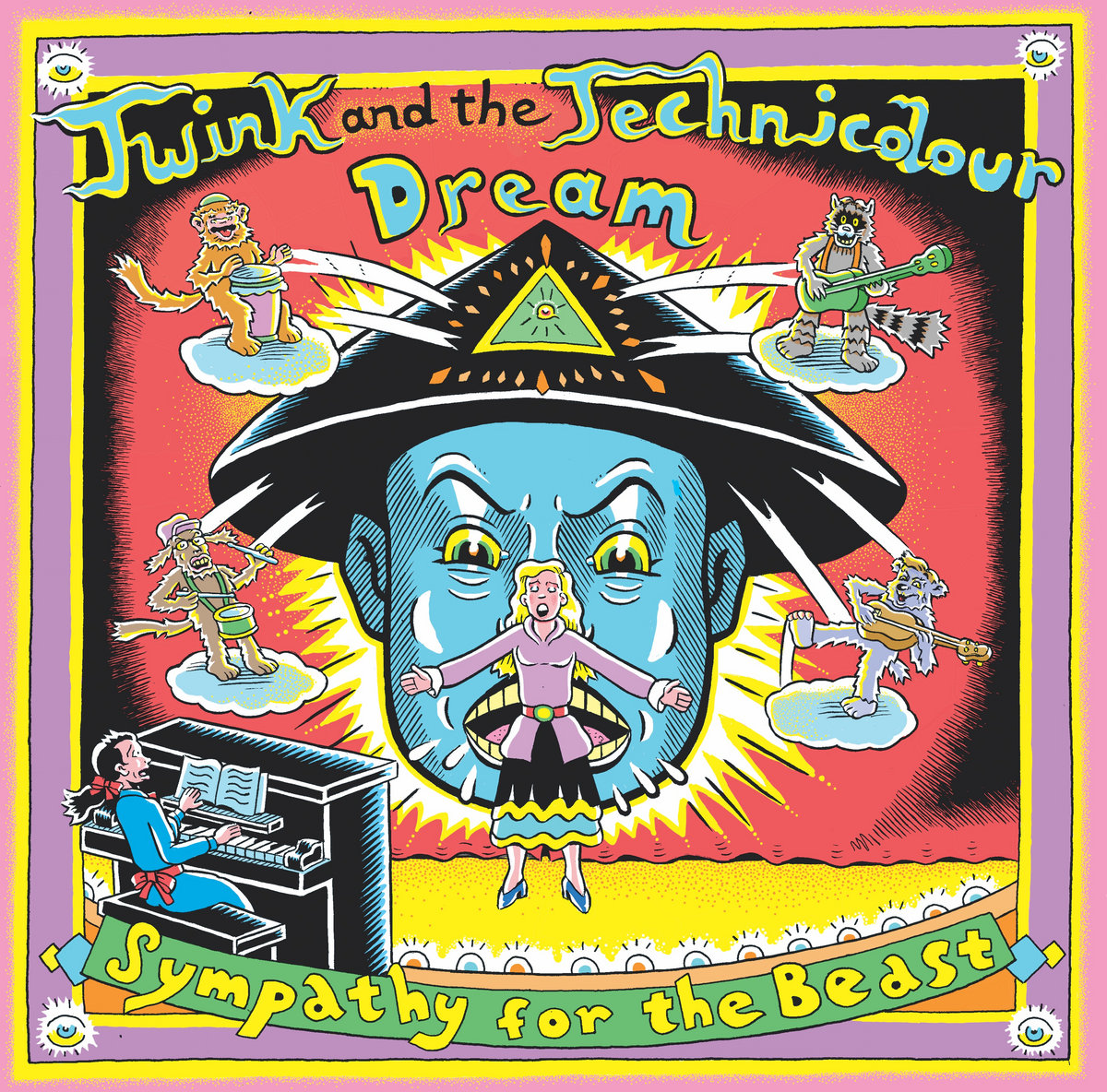 The Jinn-Vision (from The Scented Garden of Abdullah the Satirist of