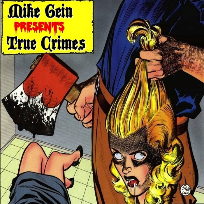 True Crimes (Beat Tape) cover art