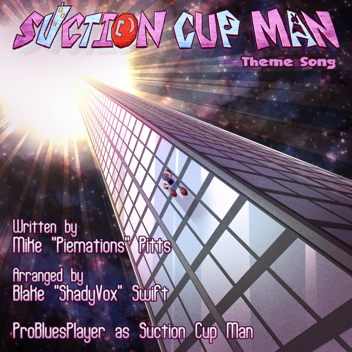 suction cup man theme song roblox id