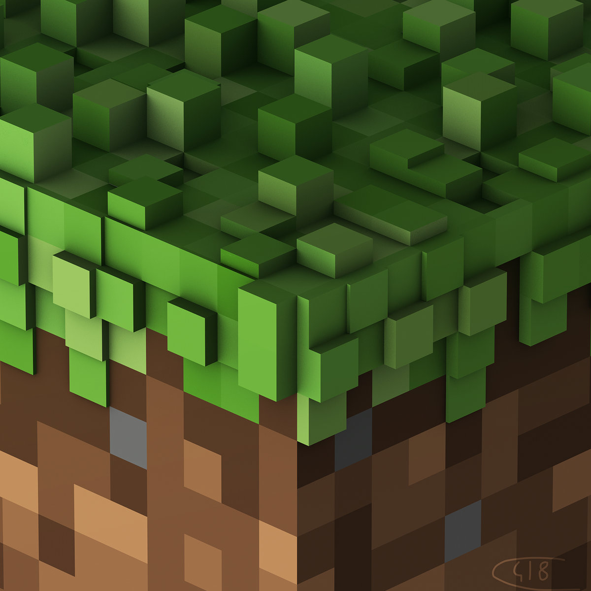 Minecraft - Volume Alpha | C418
