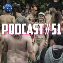 Naked Events & WNBR #51LucyMusings cover art