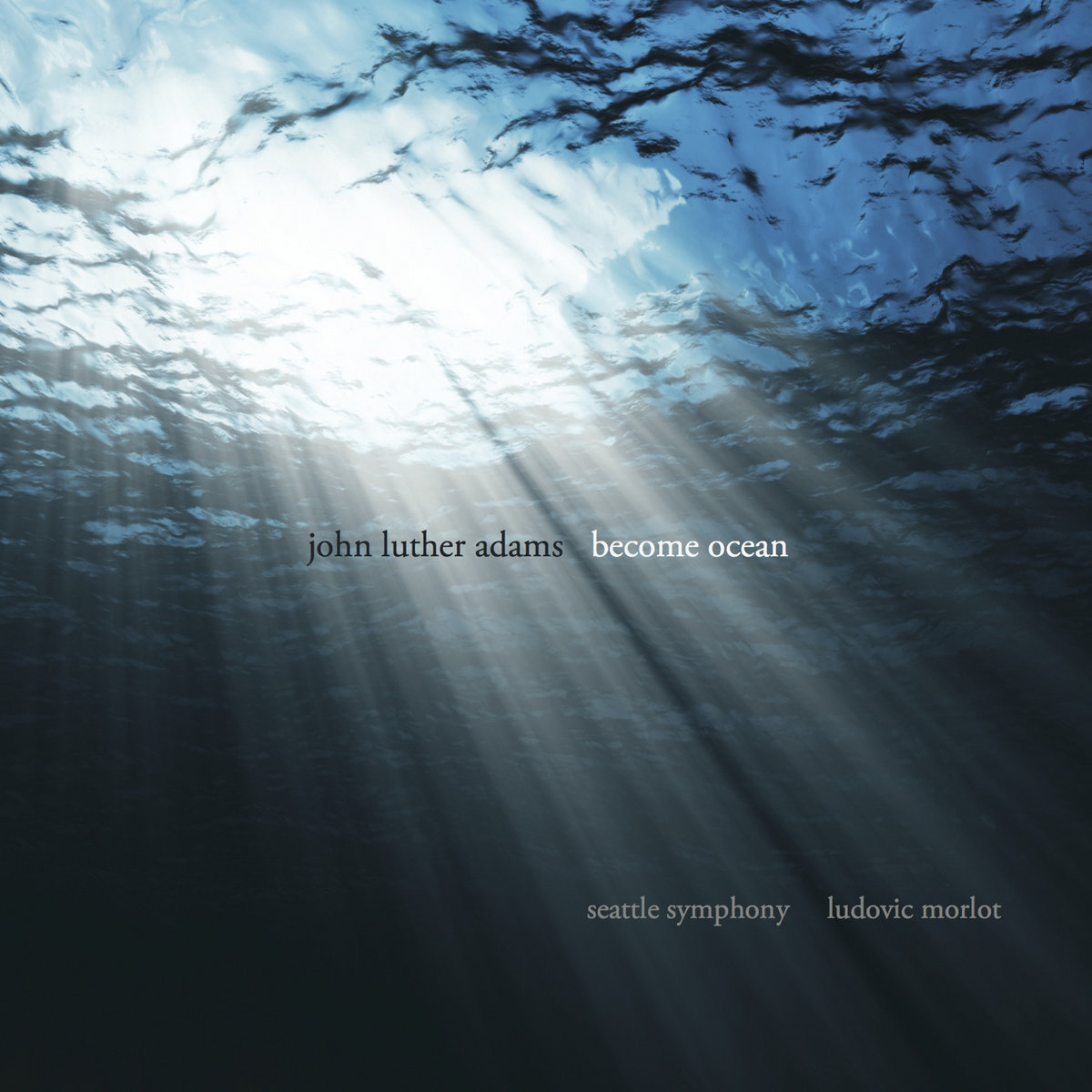 Become ocean john luther adams for Covers from the ocean