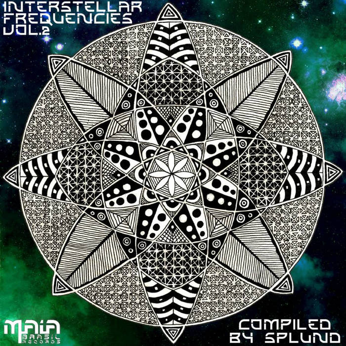 VA - Interstellar Frequencies Vol.2 cover art