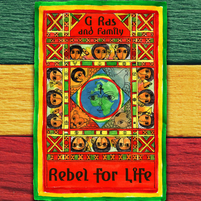 Rebel For Life, by G Ras