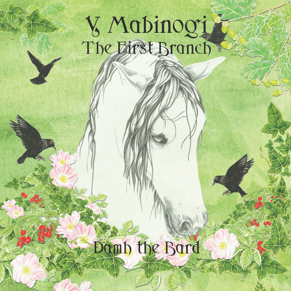 Image result for y mabinogi damh the bard