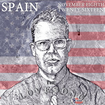 Spain Love Song 8 November 2016 with Petra Haden and Niko Solorio cover art