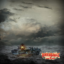 Horror at Sea: A Collection of Nautical Nightmares cover art