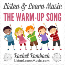 The Warm-Up Song cover art