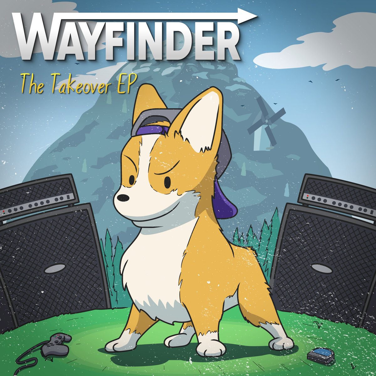 Wayfinder - The Takeover [EP] (2019)