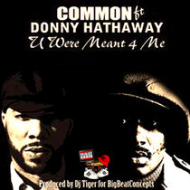 Common featuring Donnie Hathaway - U Were Meant 4 Me (prod by Djaytiger) cover art