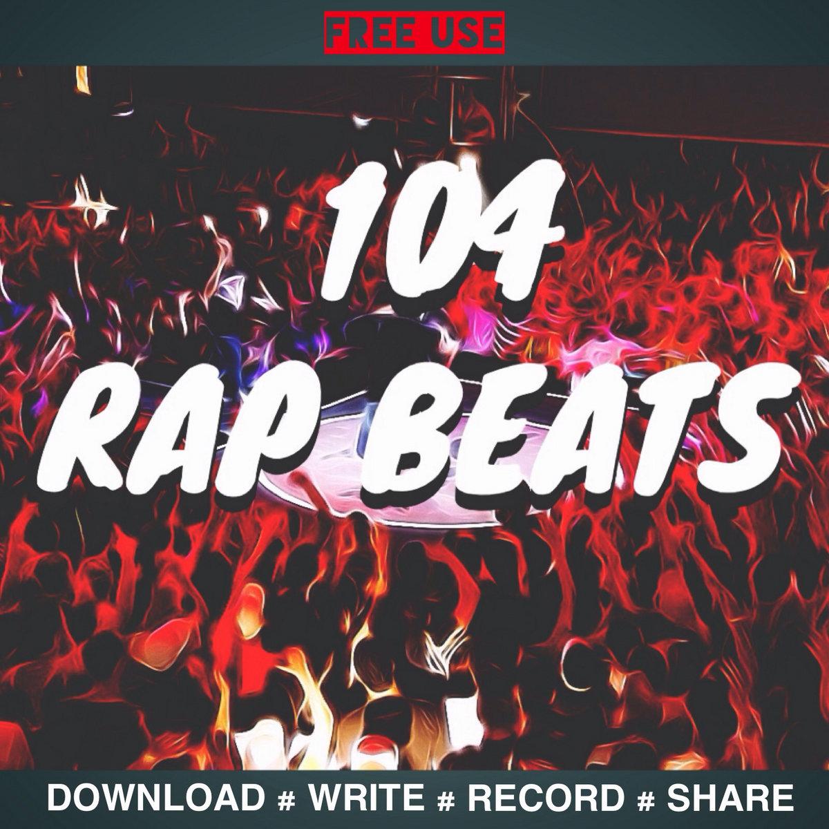 104 Rap Beats (Royalty Free - Free Use) | DJ Tools 4 Turntablism