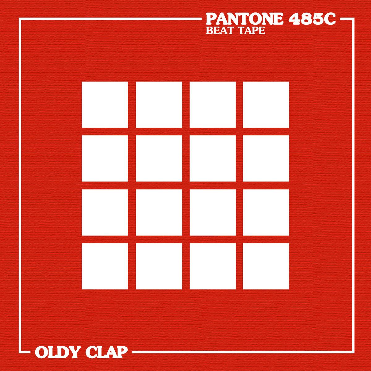 PANTONE 485C | Oldy Clap
