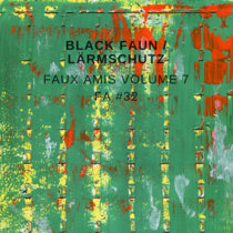 Faux Amis vol. 7: Black Faun [FA#32] cover art