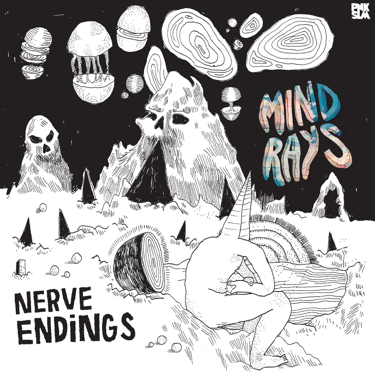 nerve endings lp mind rays