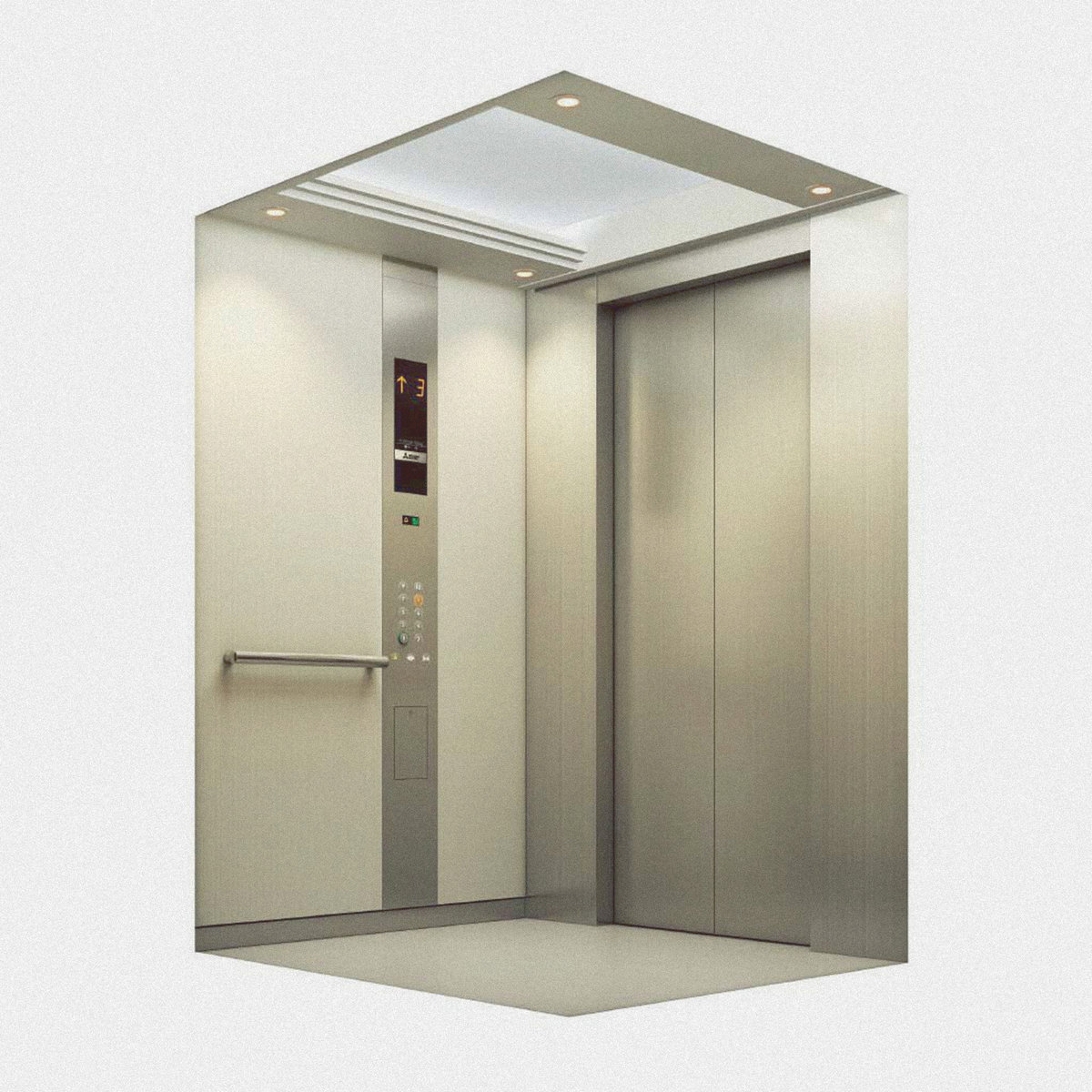 Electric Elevator cover