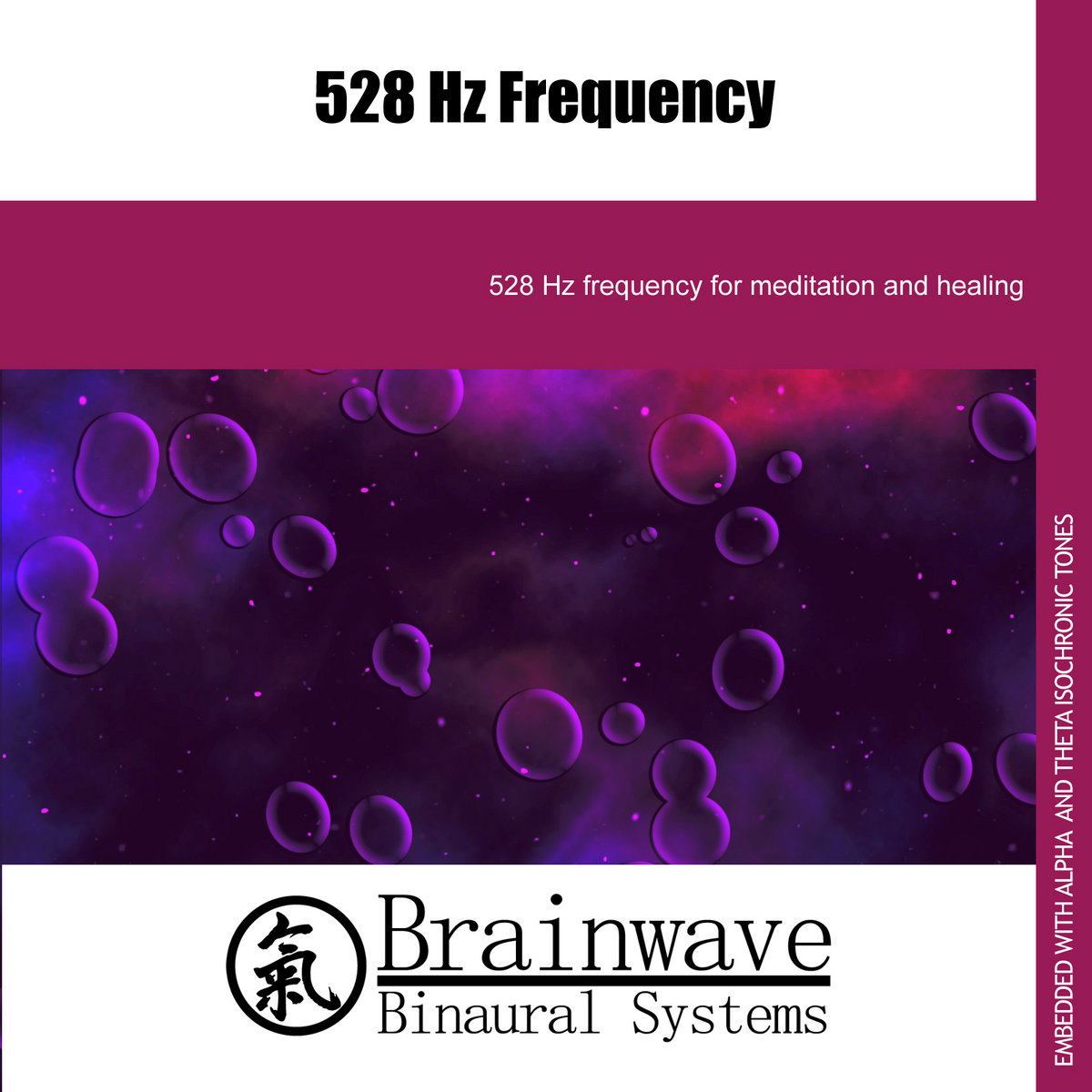 528 Hz Frequency | Brainwave Binaural Systems