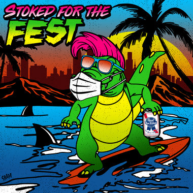 Stoked for The Fest Vol. 1 main photo