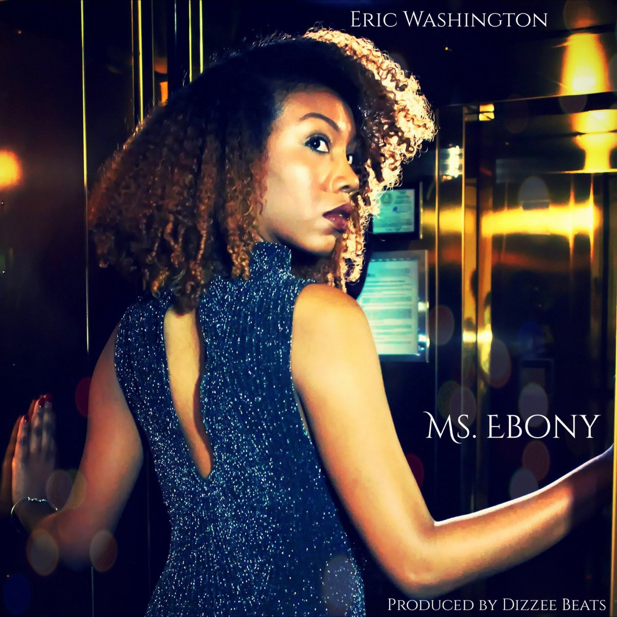 Ms. Ebony - Single by Eric Washington