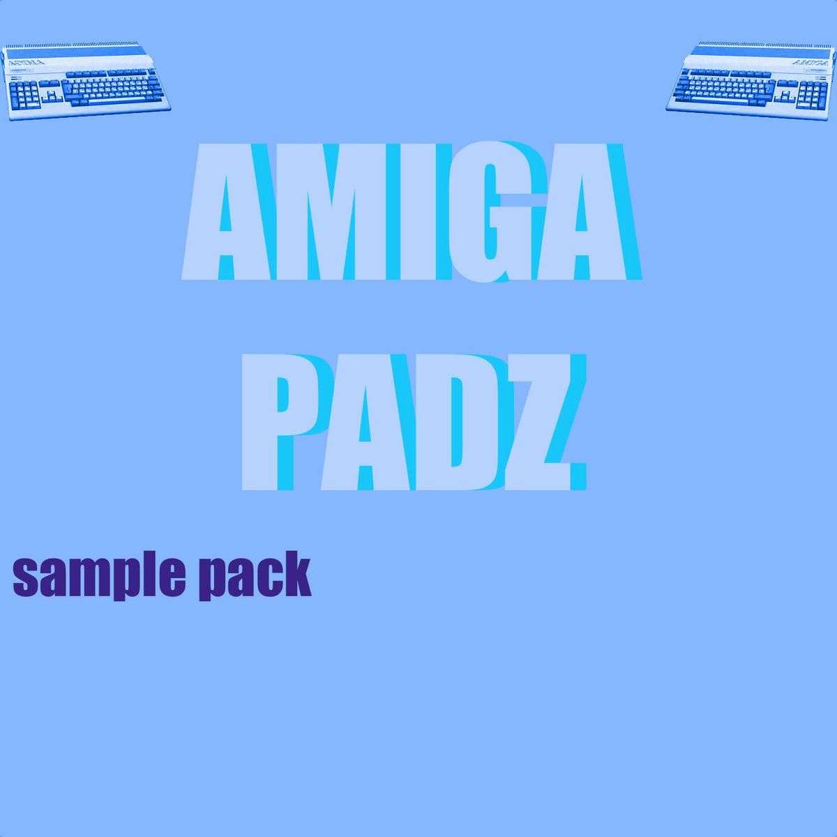 LO FI AMIGA PADZ sample pack   Xkernel
